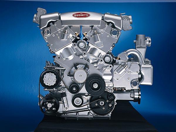 W24 Engine Bugatti Flashback Bugatti Conc...