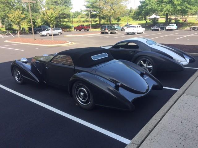 1937 Bugatti Type 57S Gangloff Drophead Replica